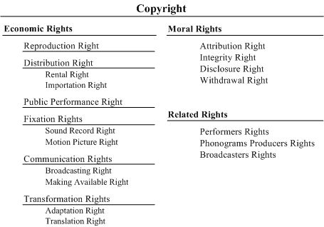 specification Copyright Logo Right rights in copyright from the international law point of view (wipo)